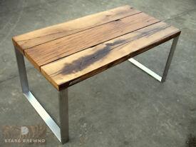 Old wood / Antique reclaimed timber oak table