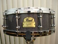 "Pearl Signature ""Virgil Donati"" ''Smoke Flake'' - 14x5"""