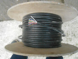 Half a Drum of Multistrand Cable (40 + Return)