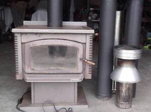 Used Norseman Wood Heater - flue and 2 hearths Tarraganda Bega Valley Preview