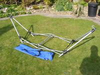 Hammock frame, 2.5 metres between hooks