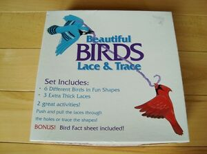 Beautiful Birds Lace & Trace - 2 Great Crafts in One Kitchener / Waterloo Kitchener Area image 4