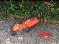 Flymo RE320 electric lawn mower