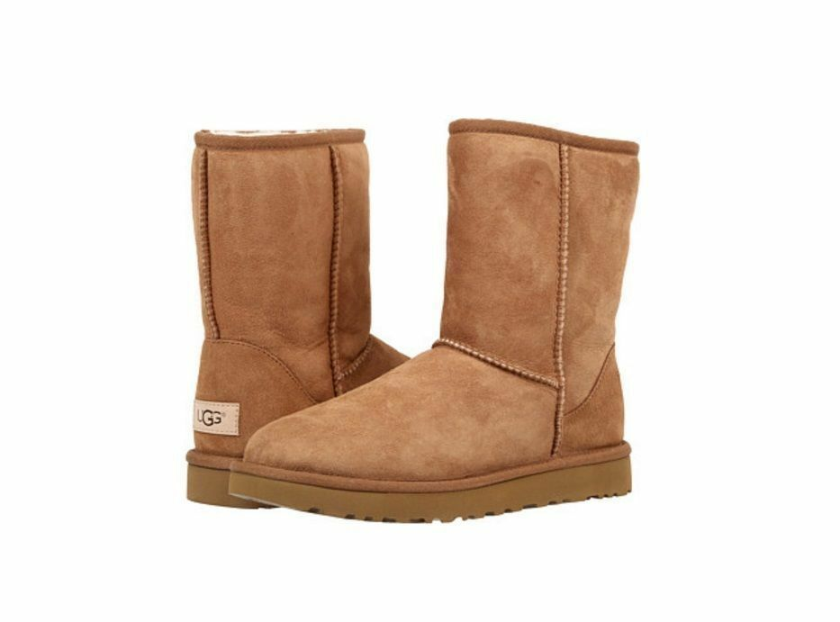 Women's Shoes UGG Classic Short II Boots 1016223 Chestnut 5