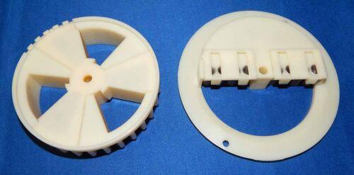New Northwestern, A&A PN Bulk Candy Machine Deep Adjustable Vending Wheel Set