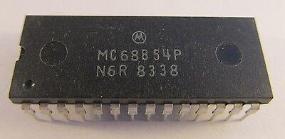 MC68B54P MOTOROLA ADVANCED DATA LINK CONTROLLER ADLC A14 1319