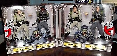GHOSTBUSTERS  II COLLECT ALL FOUR (by Mattel)