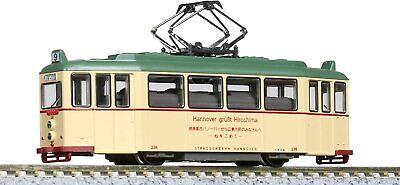 Kato N Gauge Hiroshima Eléctrico Railway 200 Forma Hannover Tren Poder Mejora...
