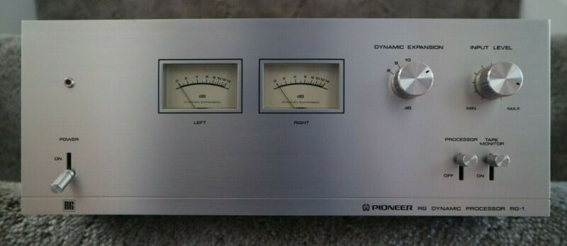 Pioneer RG-1 Dynamic Processor Used, Very Good Condition