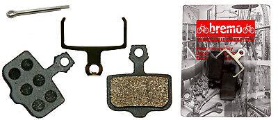 CR Mag CR XX X.0 Semi-metal MA Disc Brake Pads for Avid Elixir R 1//3//5//7//9