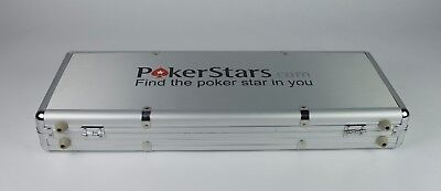 Pokerstars           500pcs empty chips case