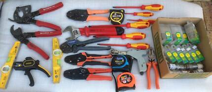 Tools Sale. Good variety of quality tools. Used and new.