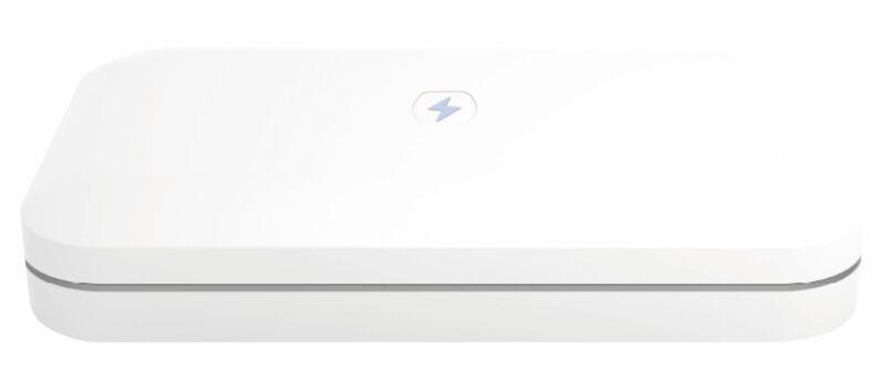 PhoneSoap 3 UV Sanitizer Charger - White