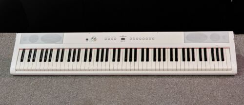 SDP-2 Stage Piano by Gear4music, White-DAMAGED-RRP £229
