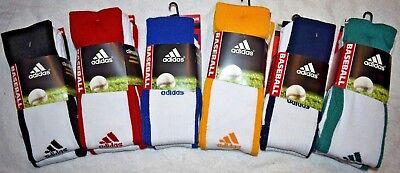Compression Baseball Socks - Adidas Baseball Climalite OTC Cushioned Compression Socks 2 Pair, Free Shipping!