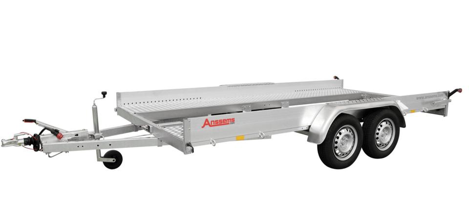 ANSSEMS Anhänger AMT 2000.400x188 ECO Autotransporter 2000 kg in Weiden (Oberpfalz)