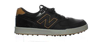 New Balance Mens 574 Greens Black Golf Shoes Size 10.5 (2E) (1760734)