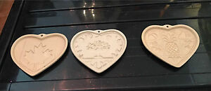 Pampered chef limited edition cookie molds