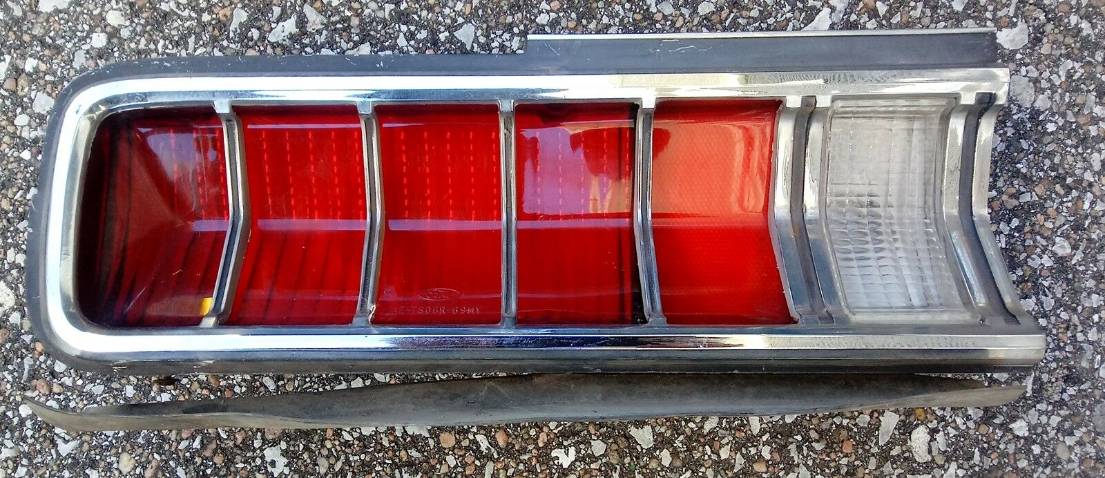 Used Mercury Monterey Tail Lights For Sale 1950 1969 Marquis Taillight Assembly Driver Side