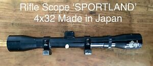 Scope made in Japan