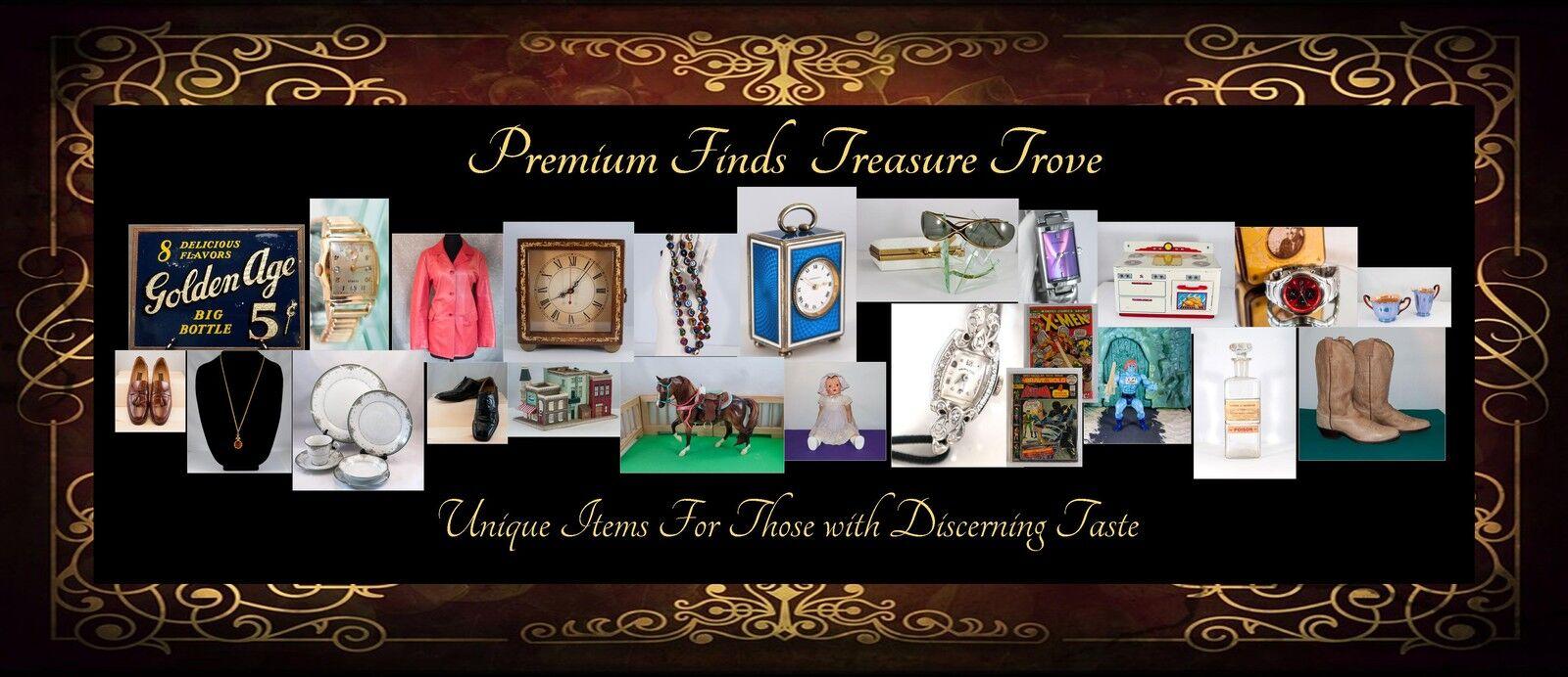 Premium Finds Treasure Trove