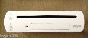 NINTENDO-WII-U-WHITE-8GB-CONSOLE-UNIT-REPLACEMENT-CONSOLE-UNIT-ONLY