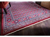 Beautiful Persia Rug from the Flair Rug Range, Astara , Red