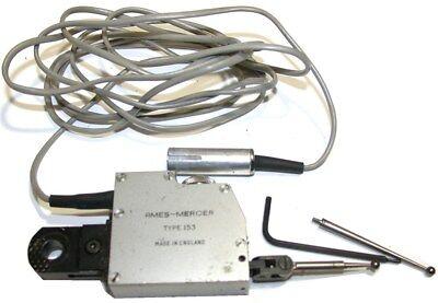 Ames-mercer Type 153 Electronic Indicator Probe W Case