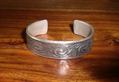 Armreif 925 Silber Kelten keltisch Triskel Tribal Germanen Wikinger Armband