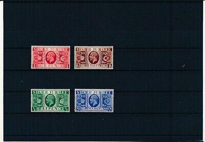D074398 King George VI MNH Great Britain 1935