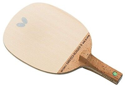 Butterfly Table Tennis Racket GARAYDIA REVOLVER-R Penhold 23840 With Tracking