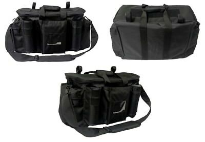 Polizei Einsatztasche Tasche schwarz Security NEU Police bag black