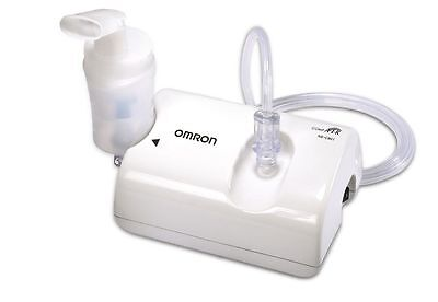 NEW Omron Comp-Air Portable NE-C801 NEBULIZER & ACCESSORIES w/ 3 YEAR WARRANTY !