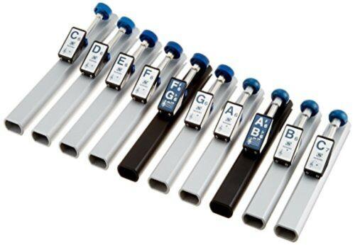 SUZUKI Tone Chime 10 Tones Sound Play Set HB-100