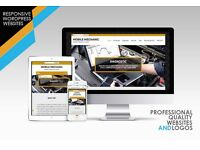 Responsive Professional and Creative WEBSITE