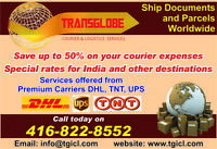 International Courier, Cargo and Parcel Services