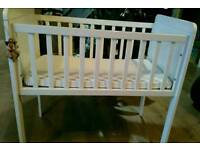 Mothercare crib for sale