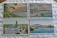 Post Cards-Quebec (4 on choice)