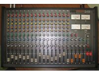Tascam M216 16 channel mixer