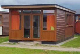 2 Bedroom fully furnished modernised chalet (mablethorpe)