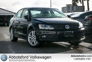 2015 Volkswagen Jetta 1.8 TSI Highline - Locally Owned