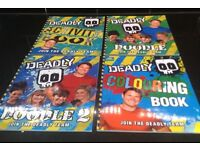 Deadly 60 Activity pack of 4 books for children