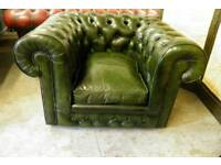 Vintage Chesterfield Club Chair