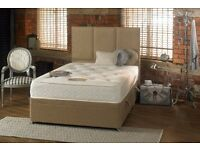 Silk 1000 Pocket Sprung Mattress **Home Delivery Available**