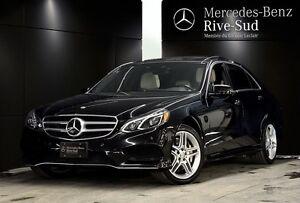 2014 Mercedes-Benz E-Class E550 4MATIC, Cuir, Tout équipé, Super