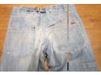 Boy friend Style Jeans size 12, Oasis