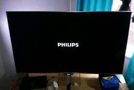 4k Philips Android tv 50inch