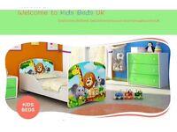 Cool kids beds - fantastic designs - free delivery !