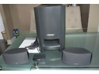 BOSE CINEMATE DIGITAL HOME THEATRE SPEAKER SYSTEM