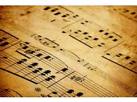 Music Tuition- Singing, Piano, Music Theory, A Level and GCSE Tuition